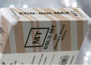 Roland Eco-Sol Max Metallic ink cartridge